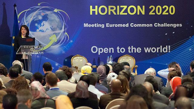 Horizon 2020 launch in the EuroMed