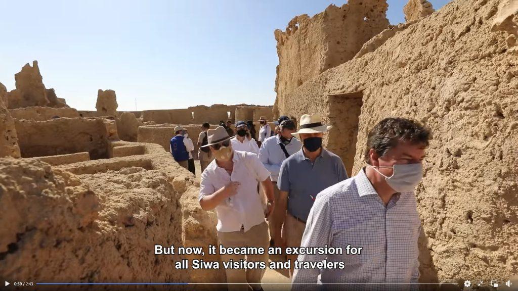 """EU """"Revival of Shali Fortress"""" project"""